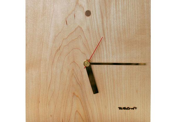 木の時計001ハードメープル画像06